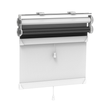 Double layers roller blinds SD-DSR31