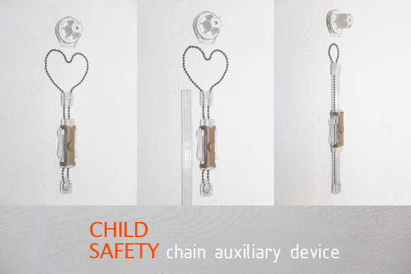 WB-CS19 bead chain safety auxiciary device
